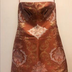 NWT Free People Strapless Dress